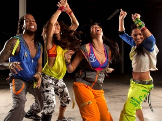 Zumba-Fitness-Party