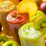 Smoothies frescos y saludables!